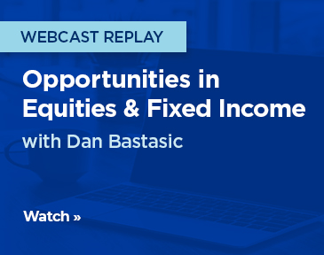 Dan Bastasic provides an update on performance and positioning for the IA Clarington Strategic Funds, and discusses his market and economic outlook for 2021.