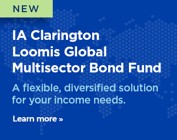 Learn about our new multisector global fixed-income fund, sub-advised by Loomis, Sayles & Company, L.P.
